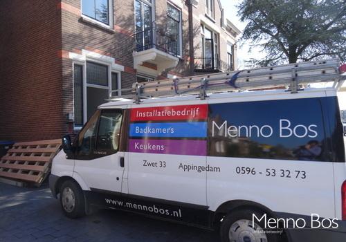 Renovatie Badkamer Assen : Installatie compleet bij renovatie klassiek herenhuis in assen